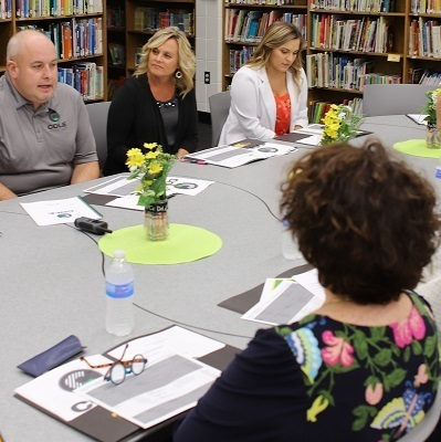 Cole Professional Academy draws the attention of state leaders