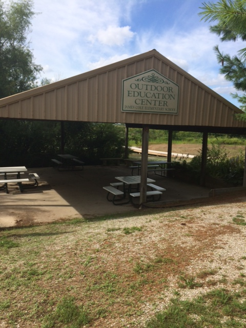Outdoor Education Center Ampitheater